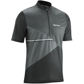 Gonso Ripo Bike Jersey Shortsleeve Men grey/black